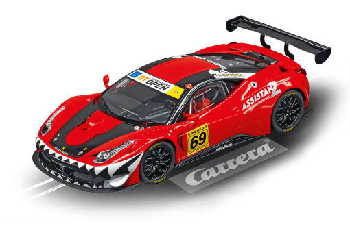 Ferrari 458 Italia GT3 Kessel Racing, No.57 20023838 Carrera Digital 124