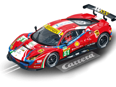 Ferrari 488 GTE AF Corse, No.51 20030848 Carrera Digital 132