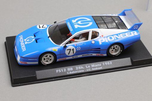 Ferrari 512 BB 24h Le Mans 1982 50102 SLOTWINGS