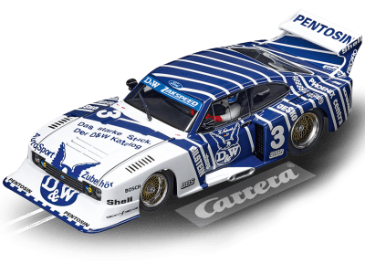 "Ford Capri Zakspeed Turbo ""D&W-Zakspeed Team, No.3"" 20030887"