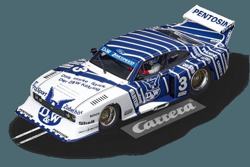 """Ford Capri Zakspeed Turbo """"D&W-Zakspeed Team, No.3"""" 20030887"""