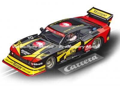 """Ford Capri Zakspeed Turbo """"Mampe-Ford-Zakspeed-Team, No.52"""" 20023895 Carrera Digital 124"""