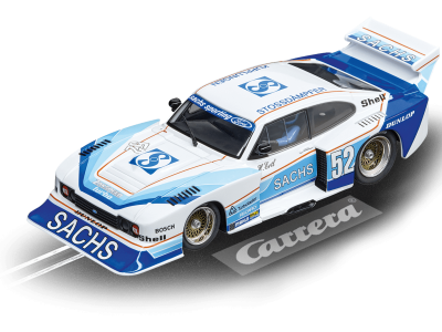 Ford Capri Zakspeed Turbo Sachs Sporting No 52 Carrera Digital 132 20030831
