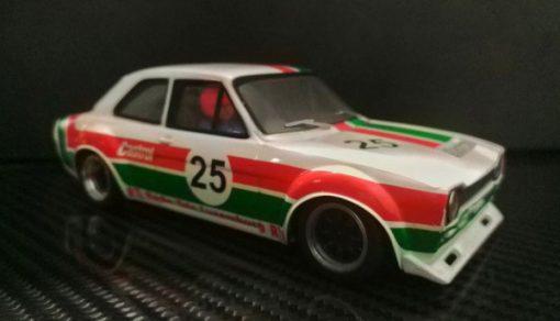 Ford Escort MkI Team Zakspeed #25, K.Ludwig-H,Heyer, 1974 4H Zandvoort, Div 1 Winner - TTS020