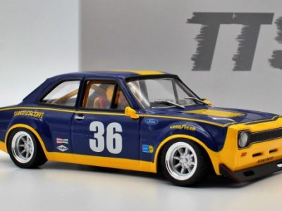 Ford Escort No. 36 Team PenskeSunoco #36 - TTS023