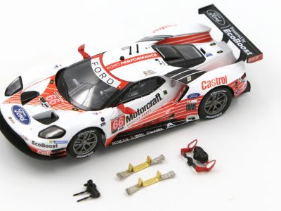 Ford GT Race Car No.66 20030913 Carrera Digital 132 (ohne Box)
