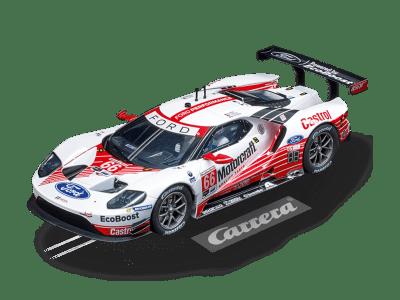 Ford GT Race Car No.66 Carrera Digital 124 20023893