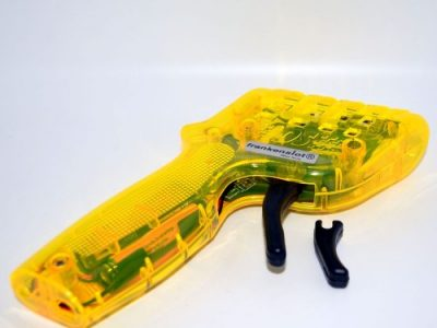 Frankenslot Wireless Pistolenregler Speedflow für Carrera Digital 132-124 gelb