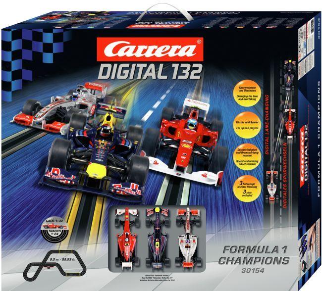 Carrera bringt Formel1- und Vettel-Feeling nach Hause