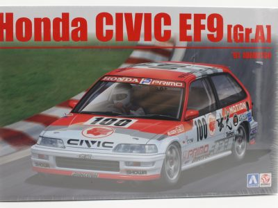 Honda Civic EF9 Group A 1992 No. 100 in 124
