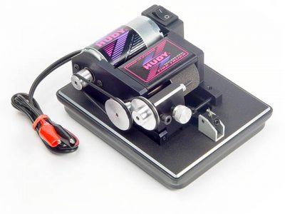 Hudy Reifenschleifmaschine für Slotcars