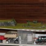 Diorama Autorennbahn