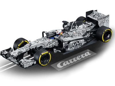 Infiniti Red Bull Racing Camo Bull test Car 2015 Carrera Digital 132 30729