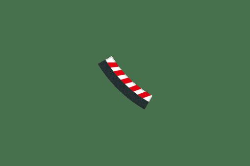 Innenrandstreifen für Kurve 3-30 Grad 20020592