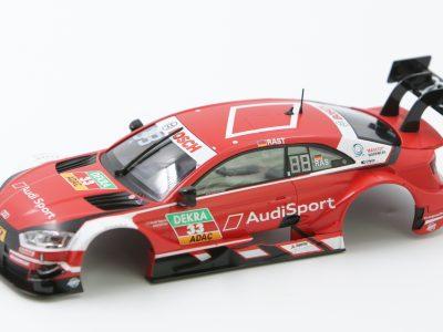 Karosserie Audi RS 5 DTM R. Rast Nr.33 23883 Carrera Digital 124
