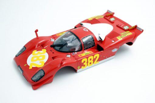 "Karosserie Ferrari 512S Berlinetta ""No.382"", Trieste-Opicina 1970 Carrera Digital 124 20023899"
