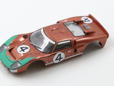 Karosserie Ford GT40 MkII No.4 20023896 Carrera Digital 124