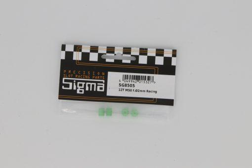 Kunststoff Ritzel Sigma 12 Zähne M50 für 2mm Motorwellen SG8505