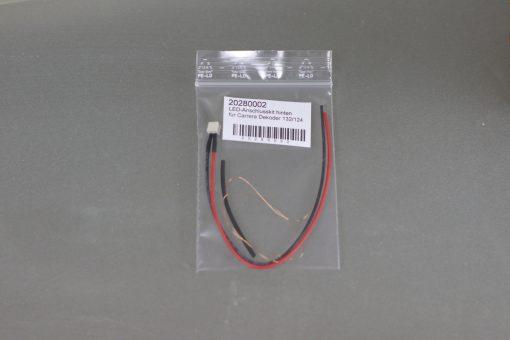 LED-Anschlusskit für Carrera Digital 132 hinten - SLOTDEVIL 20280002