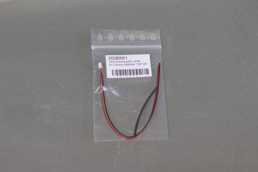 LED-Anschlusskit für Carrera Digital 132 vorne - SLOTDEVIL 20280001