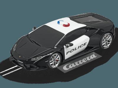 Lamborghini Huracán LP 610-4 Police - 20030854 Carrera Digital 132