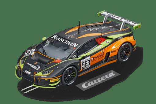 Lamborghini Huracan Orange1 FFF Racing Team No 563 20030914 Carrera Digital 132