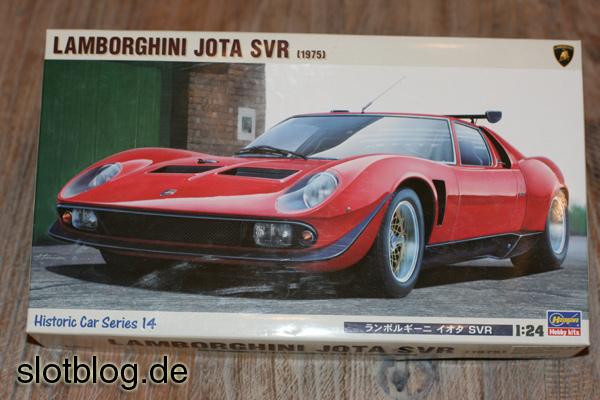 Lamborghini Jota SVR von Hasegawa