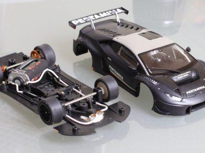Lamborghini Presentation LB H GT3 Carbon SWCAR01B chassis