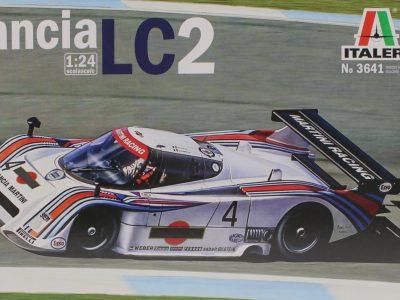 Lancia LC2 - Italeri 124 0364