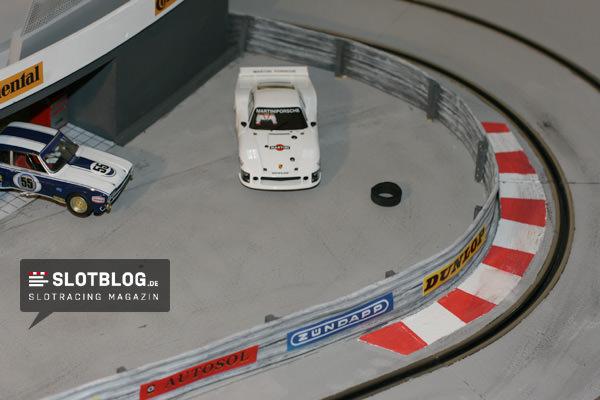 Leitplanken für die Autorennbahn selber bauen