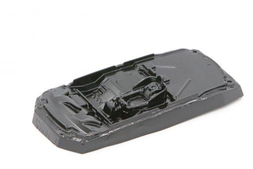 Lexan Inlet Innenraum für Carrera Digital 124 Audi RS5 DTM