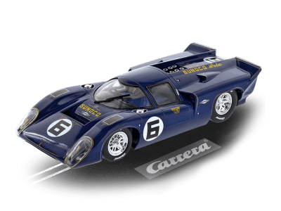 Lola T70 MKIIIb No.6 24h Daytona 1969 Carrera Digital 124 20023898