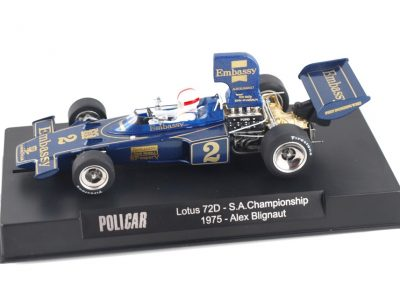 Lotus 72D - #2 South African Championship 1975 CAR02f