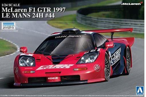 MC LAREN F1 GTR LE MANS 1997