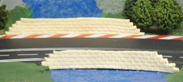 Kostengünstiger und einfacher Mauerbau