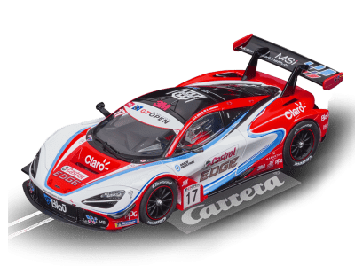 McLaren 720S GT3 No.17 - 20030920 Carrera Digital 132
