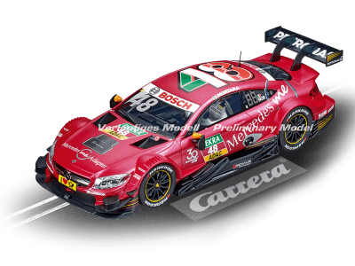"Mercedes-AMG C 63 DTM ""E.Mortara, No.48"" Carrera Digital 238824"