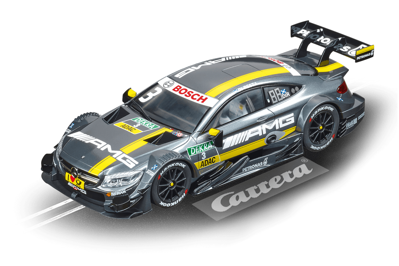 mercedes amg c 63 dtm p di resta 20023845 carrera digital. Black Bedroom Furniture Sets. Home Design Ideas