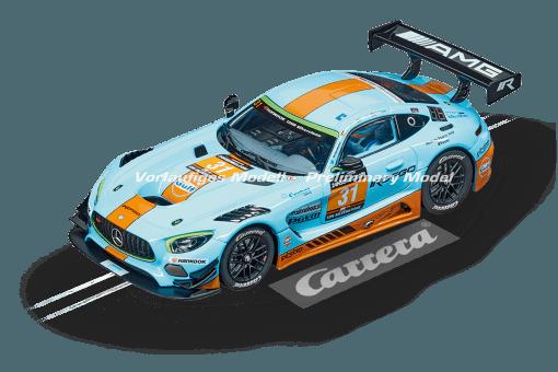 "Mercedes-AMG GT3 ""Rofgo Racing, No.31"", Silverstone 12h, 20030870 (Carrera Digital 132)"