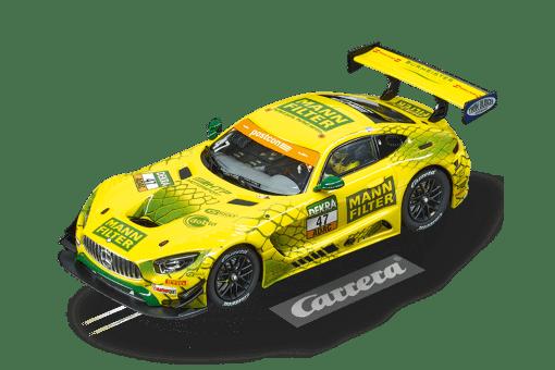 Mercedes-AMG GT3 MANN-FILTER Team HTP No 47 - 20030910 Carrera Digital 132
