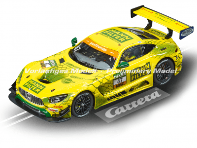 Mercedes-AMG GT3 MANN-FILTER Team HTP No.47 20030910 Carrera Digital 132