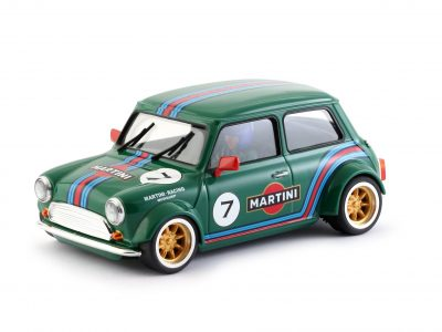 Mini Cooper Green Edition No. 7 BRM090V