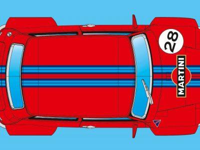 Mini Cooper Red Edition No. 28 BRM090R