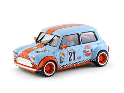 Mini Cooper Team Gulf No. 21 BRM089