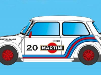 Mini Cooper Team Martini No. 20 BRM090