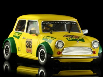 Mini Cooper Tergal No. 36 BRMSC01