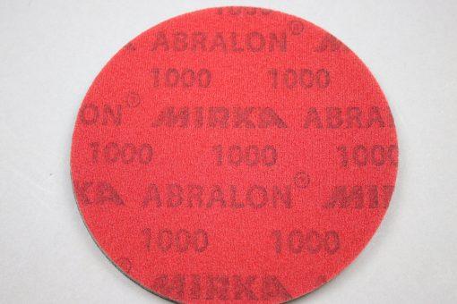 Mirka Abralon Schleifpad 150mm Körnung 1000