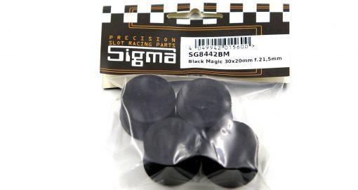 Moosgummireifen Black Magic 30 x 20 mm SG8442BM