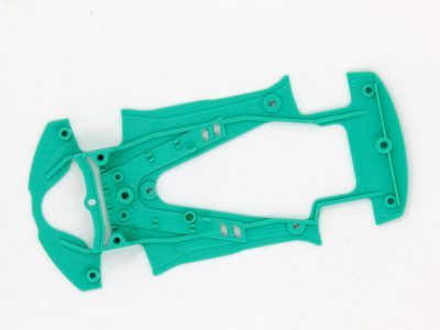 NSR Chassis Extra Hard Green - Corvette C7R 1494