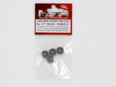 NSR Felgeneinsätze 13,8 mm #5426
